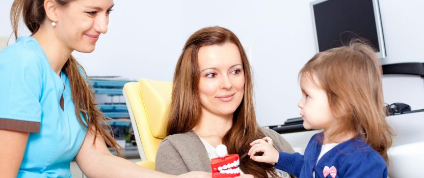 10 Tips: Help Your Child Remain Calm at the Dentist