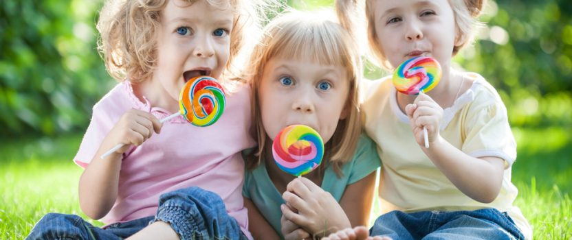 Should I Let my Children Eat Candy?